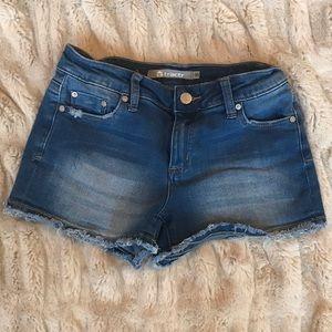 Tractr Girls Jean Shorts